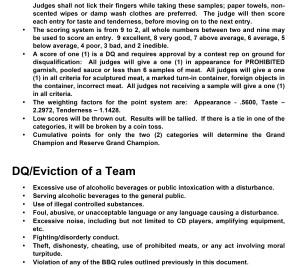 2021 SMOKE OFF Rules & Regulations - pg 3