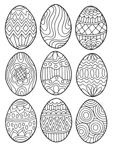 2nd & 3rd coloring page