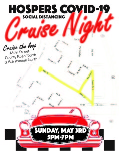 COVID-19 Cruise Night