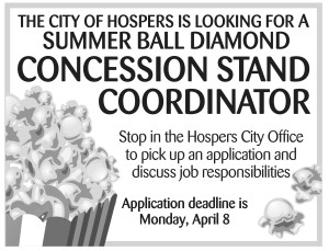 Concession Stand Ad