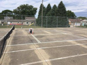 PICKLEBALL #3