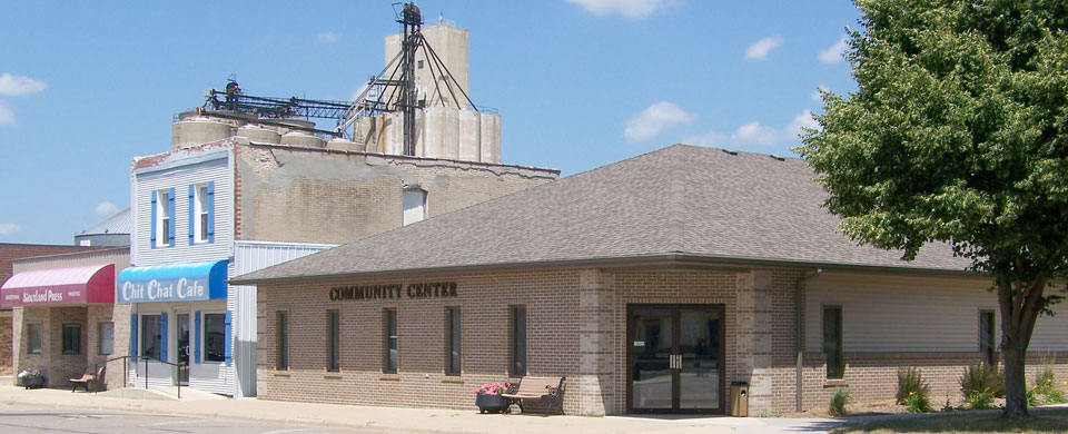 Hospers Iowa Community Center